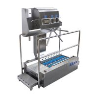 Controlled, systematic personal hygiene. Hygiene sluices for optimal employee access at production e thumbnail image