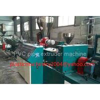 PVC pipe extruder machine China thumbnail image
