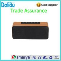 wholesale 20w wooden bluetooth speaker with USB port and FM function thumbnail image
