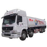 HOWO Fuel Tanker Truck