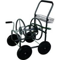 4-Wheel Garden Hose Reel Cart Trolley TC4719B thumbnail image