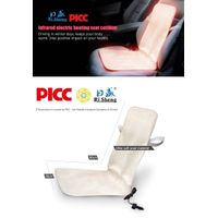 Infrared electric heating car seat cover