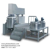 ZJR-250L cosmetic creams vacuum emulsifying mixer