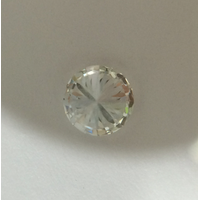 white lab grown CVD HPHT polished diamond