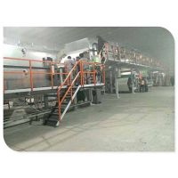 Paper coating line for thermal direct paper