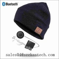 bluetooth beanie with the lastest V4.1 bluetooth chip