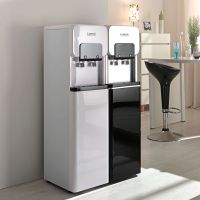 DRINKING WATER DISPENSER - CHILLED & HOT - MAINS FED COLD COOLER OFFICE MACHINE