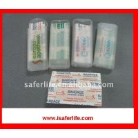 band aid box with plasters Promotional medical gift 10pcs adhesive bandages dispensers thumbnail image