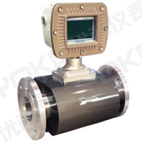Gas Ultrasonic Flow Meter