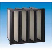V-bank medium efficiency air Filter thumbnail image