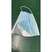 Spun bond Surgical Mask (3-ply) - 0,20 USD/pcs (price from 1M pieces)