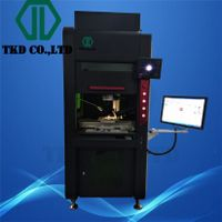 PCD PCBN CBN CERAMIC CVD Fiber laser engraving machine