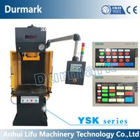 Ysk-100t Single Column Hydraulic Press Machine with Factory Price