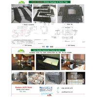 Verde Uabatuba Countertop and Vanity top