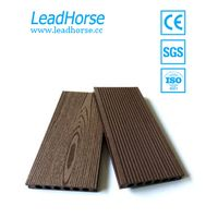 Easy to clean up outdoor decking board