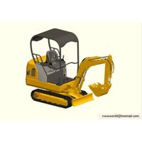 1.8Ton hydraulic excavator thumbnail image