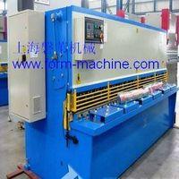 hydraulic shearing machine,Hydraulic shear,sheet swing beam shear QC12Y-8x3200