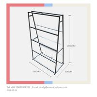 Sample Display Rack Stand, Granite Sample Rack, Stone Sample Rack Stand, Display Shelf