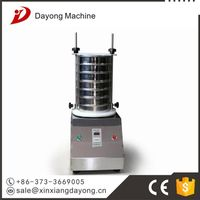 DY-200 Lab soil analysis test sieve machine