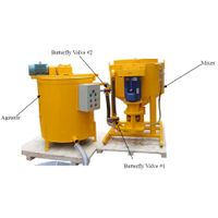 GMA400-700E Grout Mixer