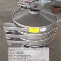 vibrating rotary sifter separator for Calcium chloride