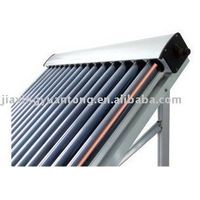 Pressure manifold solar water heater thumbnail image