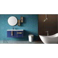 Exquisite Design Stainless Steel Bathroom Vanity Bathroom Cabinet Combo thumbnail image