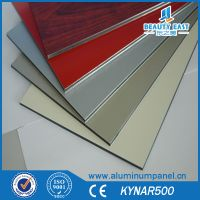 ACP aluminum composite panel outdoor indoor wall cladding panel