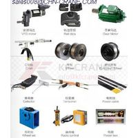 Industry Crane Electric Drive Mobile Jib Crane