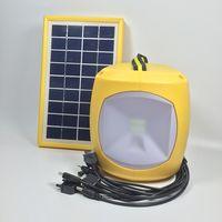 video emergency outdoor led solar lantern thumbnail image