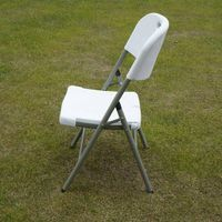 Blow Mold Folding Chairs