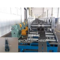 solar barcket strut channel roll forming machine