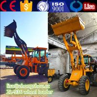 19.brick machienry using wheel loader 3tons loading capacity loaders (zl-936)