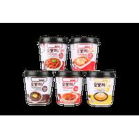 Korean Topokki. YOPOKKI Sweet&Spicy Cup