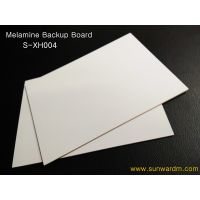 2.6mm,2.7mm thickness Melamine Backup Board for PCB Drilling