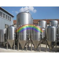 Microbrewery 10 bbl brewing equipment, fermenter