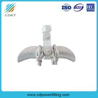 Malleable Iron Power Line Fitting Suspension Clamp with Socket Clevis