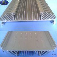 Aluminum heat sink profile led street light heat sink