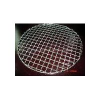 round barbecued grill netting for restaurant thumbnail image
