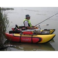 Inflatable Pontoon Boat thumbnail image