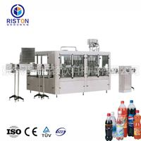 Which is good for carbonated beverage filling machine?