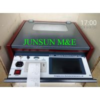 JS-023A High Quality Intelligent Transformer Oil Dielectric Strength Tester thumbnail image