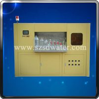 Wide mouth bottle blow moulding machine SDW2000-2