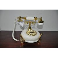 MYS classical design antique decorative corded telephone MS-8200B