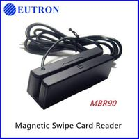 Customized 3 tracks mini magnetic card reader writer thumbnail image