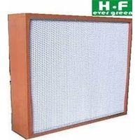 Deep-pleated HEPA filters thumbnail image