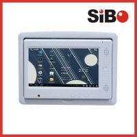 SIBO RS232 RS485 Android Wall Touch Screen Panel with WIFI 3G and RJ45 thumbnail image