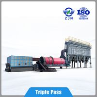 Good Price with Advanced Drying System for Municipal Sludge Drying