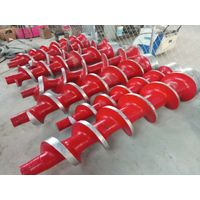 for MDF HDF Thdf Plant for Medium Density Fibreboard Line Parts, Wood Crusher Accessories Spiral