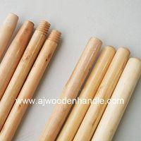 Painted shovel wooden stick
